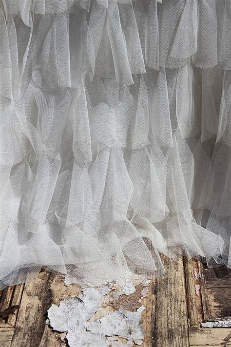 ivory bed skirt couture dreams textiles chichi petal bedskirt