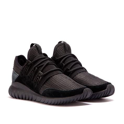 Adidas Black adidas tubular radial black s76721