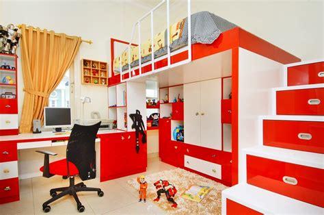 Tempat Tidur Anak Kos dekorasi kamar kos menyambut hari kemerdekaan ri