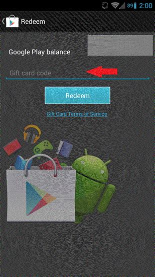 How To Redeem Google Play Gift Card Without Google Wallet - how to redeem google play gift card for free fun without fail