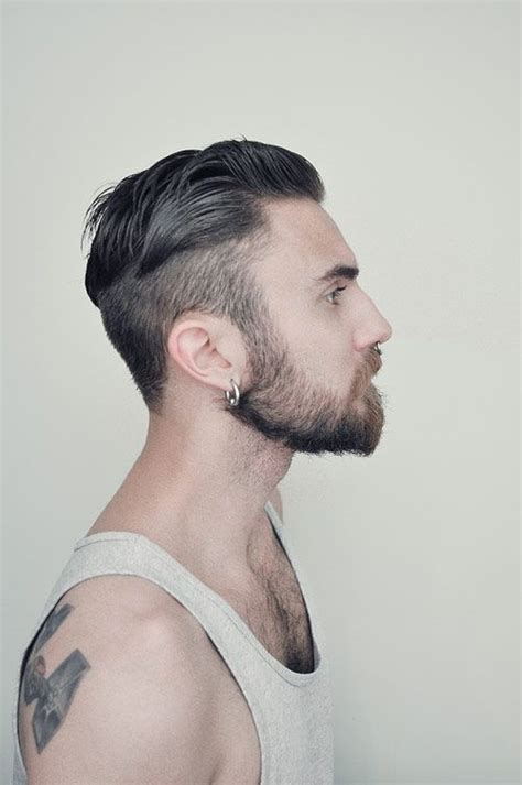 indian undercut hairstyles indian undercut hairstyle for men back view