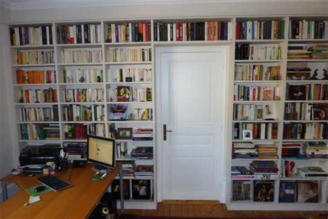 am駭ager un bureau un mur biblioth 232 que donnez une 226 me 224 votre bureau 171 le