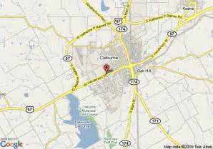 where is cleburne on the map map of americas best value inn cleburne cleburne