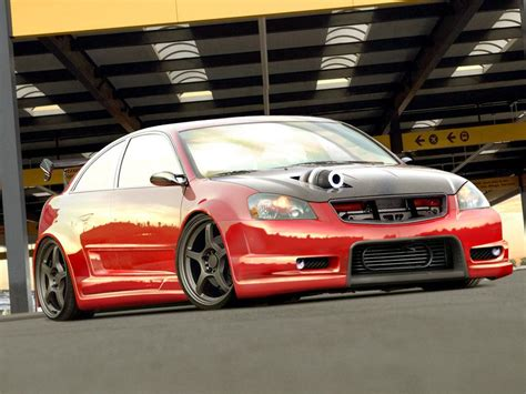 Nissan Altima Normally Nissan Tuners Go For The 350z