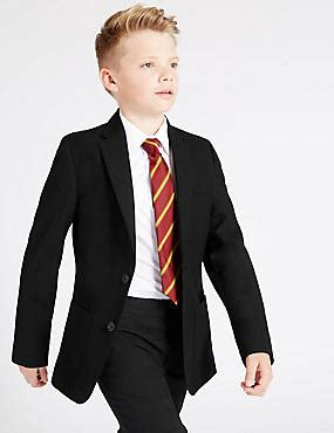The Bad Boy In Suit senior boys longer length blazer