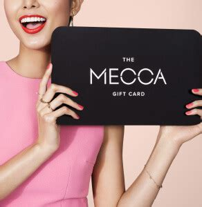 Mecca Gift Card - shop urban decay cult beauty mecca