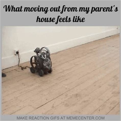 Moving Out Meme - what moving out from my parent s house feels like by ben