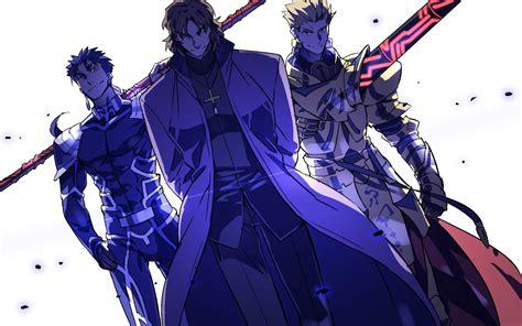 fate stay lancer fate stay fanart zerochan anime image board