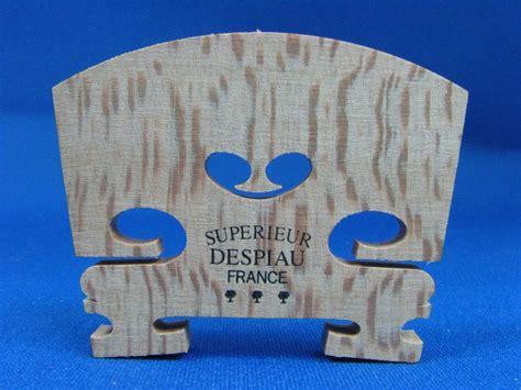 Bridge Superieur Despiau Violin Biola 4 4 デスピオ スーペリオール バイオリン駒4 4 violin bridge despiau superieur