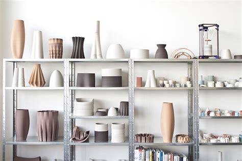 designboom olivier van herpt オランダのアーティスト デルタ型3dプリンタで大型陶器をプリント fabcross