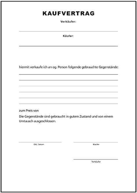 Kaufvertrag F R Ein Motorrad by Kaufvertrag Fahrrad Gebraucht Privat Vorlage Muster Formular
