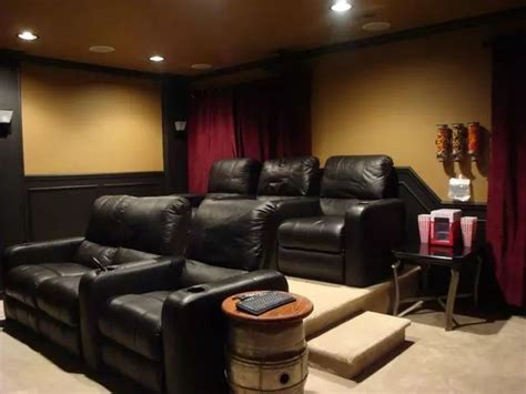 Small Dedicated Home Theater Best 25 Small Home Theaters Ideas On