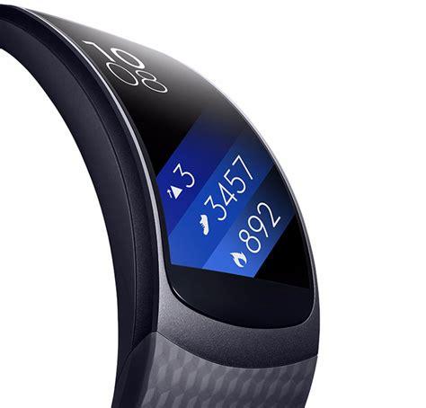 Samsung Gear Fit New Terlaris gear fit 2 samsung smelter smart ur sammen med fitness