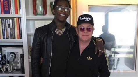 elton john young thug quand young thug rencontre elton john