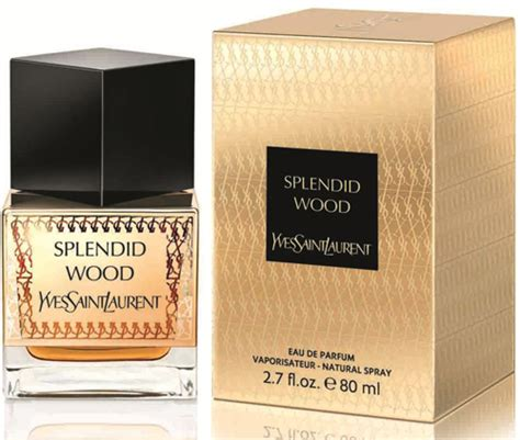 Parfum Wood splendid wood yves laurent perfume a fragrance for