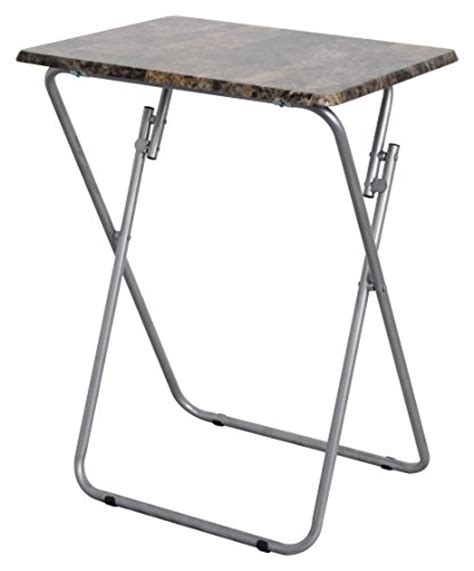 above edge folding tv snack tray table above edge folding tv snack tray table marble tables