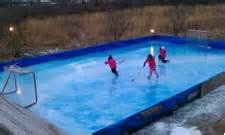 backyard ice rink tarps build the perfect ice rink with white poly tarps from tarp