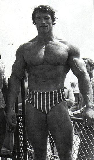arnold schwarzenegger max bench press arnold schwarzenegger gallery muscle and brawn