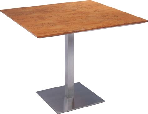 best woodworking square clear wood square indoor bar table from china manufacturer
