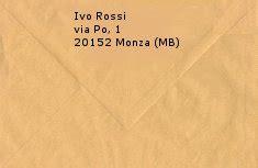 lettere da spedire busta da lettera come compilare una busta