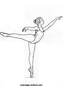Dessin De Danse Classique A Imprimer L L
