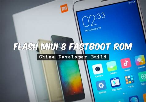 miui themes note 3 install miui 8 cn dev fastboot rom on redmi note 3