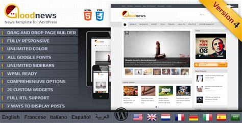 download newspaper v4 6 1 wordpress theme nulled themelord themeforest goodnews premium wordpress news magazine