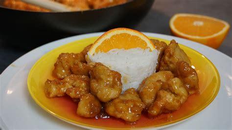 cuisine chinoise poulet croustillant recette du poulet orange croustillant 224 la chinoise