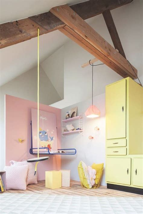 swing in kids room 20 cheerful indoor swing for kids space home design and