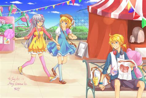 theme park anime ss amusement park by annciel on deviantart