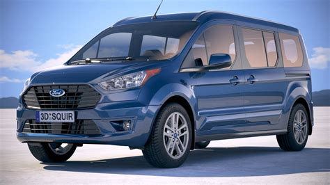 2019 Ford Transit by Ford Transit Connect Wagon 2019
