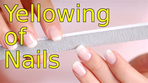 Nail Care Tips by Nail Care Tips How To Prevent Yellowing Of Nails From Nail