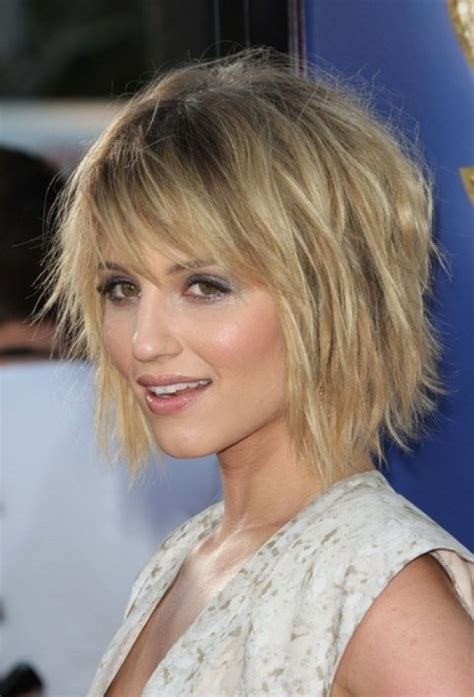 what does short choppy layers look like in medium length hair graduated bob hairstyles choppy haircuts give a trendy