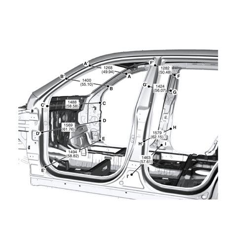 Kia Sorento Interior Dimensions by Kia Sorento Interior A Dimensions Interior