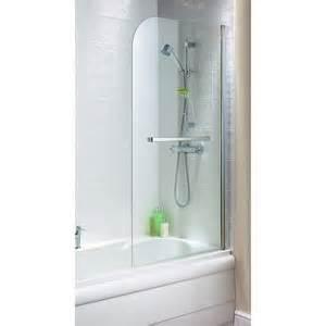 Wickes Bathrooms Accessories Bath Screens Shower Screens Wickes