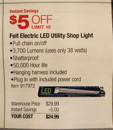 Most effective ways to overcome costco led shop light s
