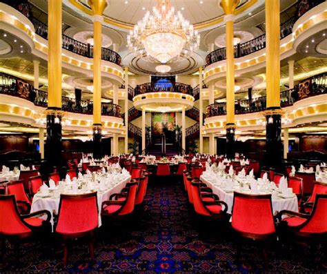 Oasis Of The Seas Dining Room by We Travel 2u Cruise New Dining Program Postponed For