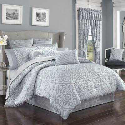 bed bath and beyond wilmington buy j queen new york wilmington king comforter set in