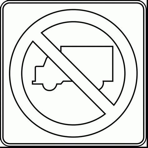 printable traffic signs coloring pages snap cara org