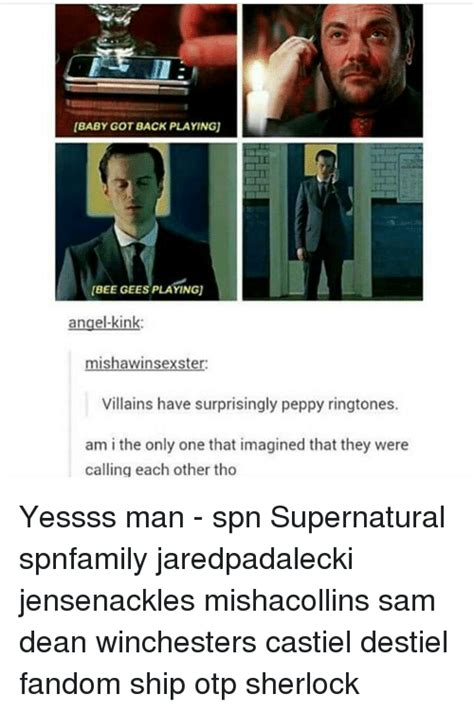 Spn Kink Meme - supernatural kink meme 28 images 425 best images about