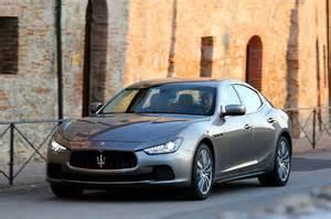Maserati Ghibil 2014 Maserati Ghibli Drive Motor Trend