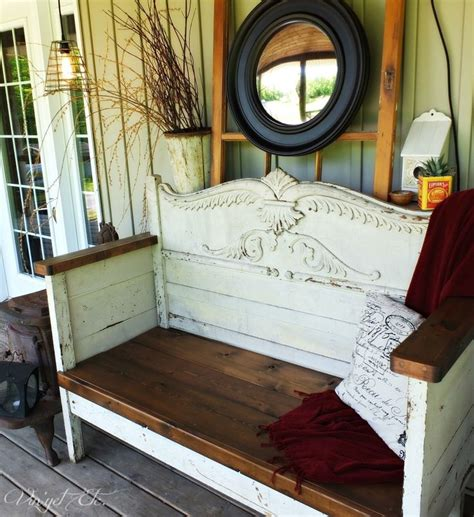Headboard Bench by 25 Best Ideas About Headboard Benches On