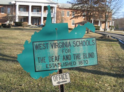 West Of School For The Blind file wv schools for the deaf and blind romney wv 2009 02