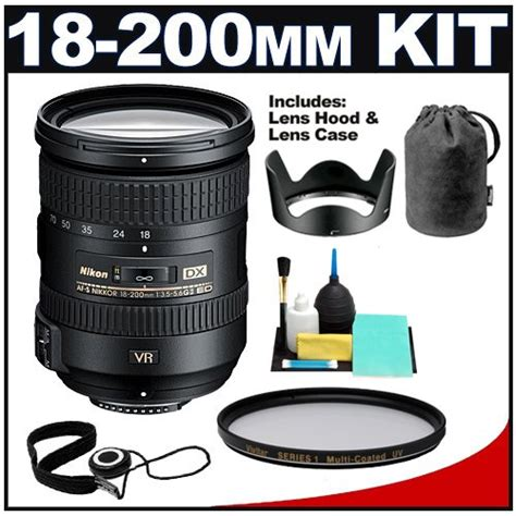 Review Lensa Nikon sigma lensa reviews nikon 18 200mm f 3 5 5 6g af s vr ii ed lens with hb 35 pouch
