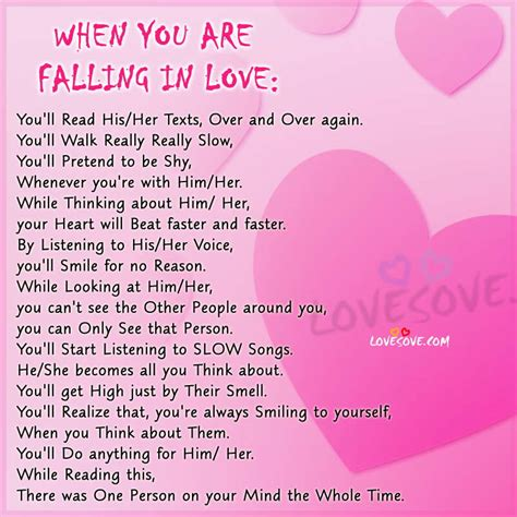 12 Signs Hes Falling In With You by 12 Signs Your Falling In Lovesove
