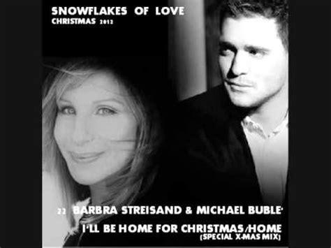 barbra streisand xmas album barbra streisand i ll be home for christmas k pop lyrics