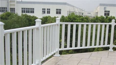 Veranda Fence by Pvc Garden Fence Balcony Fence Veranda Fence Pvc Guardrail