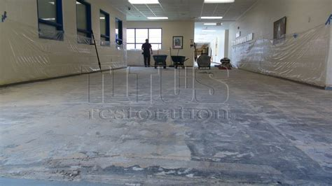 Commercial Flooring Solutions   Polished Concrete  Titus