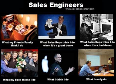 mechanical engineering student what think i do what the sales engineer what sales engineers really do