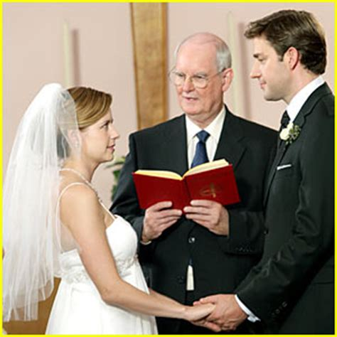 The Office Wedding by The Office Wedding Pictures Look Angela Kinsey